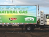 Ryder System commenced delivery of leased CNG trucks to Golden Eagle Distributors of Tucson, Ariz. in 2011