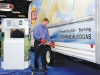 Propane Autogas: Fuel This Way -- Propane Education & Research Council's Alan McEwan shows how to do it right at PERC's Booth 5191.