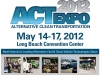 May 14-17, ACT Expo 2012, the Alternative Clean Transportation Expo. Long Beach Convention Center in Long Beach, Calif. Organized by Santa Monica-based Gladstein, Neandross and Associates. Abstracts for papers due October 15. GNA, VP Anne Hellwig, 310-573-8558; anne@gladstein.org; http://www.actexpo.com