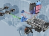 Bosch Rexroth's HRB Hydrostatic Regenerative Braking system for heavy duty hydraulic hybrid vehicles