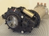 Wrightspeed has developed an integrated motor-controller-transmission unit for its drive, now tradenamed 'The Route.' The company is using proprietary motors and controllers and two-speed gearbox.