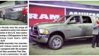 Chrysler Claims a First with CNG Ram Truck