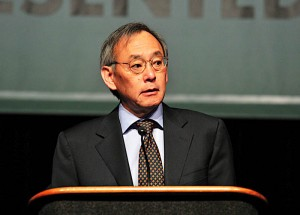 U.S. Energy Secretary Steven Chu at Green Truck Summit