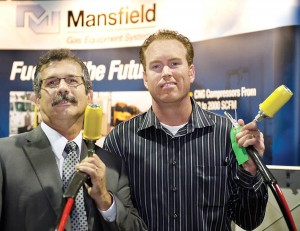 Mansfield Gas Equipment Systems