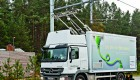 Siemens Promotes eHighway Catenary Concept