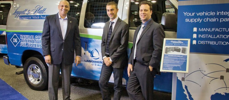 Landi Renzo USA Partners with National Energy Equipment