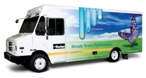 Parker IVT is aimed at delivery trucks.