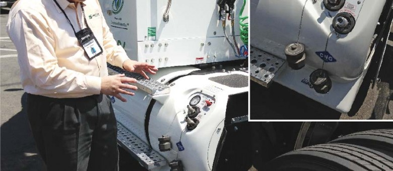 Agility Likes Thick-Walled CNG Fuel Cylinders for Greater Range