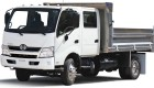 Hino Truck's 195h Hybrid Has Voucher Support