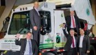 US Hybrid for Global Sweepers for New York