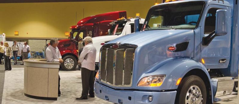 Kenworth's CNG Foursome – and a Paccar Pair
