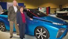 Toyota Ratchets It Up in Hydrogen