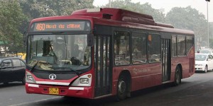 Lightning's dealer in India is preparing to install a Lightning hydraulic hybrid driveline in this 12-meter (39 feet) bus manufactured by Tata Motors, to be tested by Bangalore Metropolitan Transport Corp.