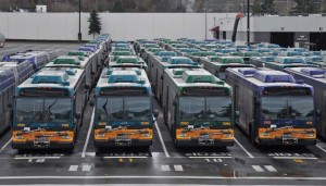 Seattle's King County Metro is among the agencies moving to replace the nickel metal hydride batteries from Panasonic on its Allison drive New Flyer hybrid buses with Vigor+ brand ESS/energy storage systems from EnerDel.