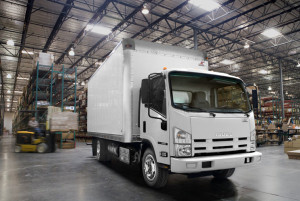 Impco is now offering ship-through conversions of Isuzu trucks to CNG.