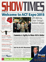 ShowTimes ACT Expo 2015 May 6 issue